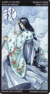 Queen-of-Swords-Manga-Tarot